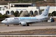 I-BPAL, Boeing 737-500, Blue Panorama