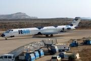 I-DAVA, McDonnell Douglas MD-82, ItAli Airlines