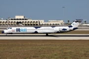 I-DAWZ, McDonnell Douglas MD-82, ItAli Airlines