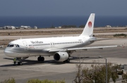 I-EEZI, Airbus A320-200, Meridiana