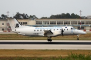 I-SKYB, Embraer EMB-120RT Brasilia, United Nations