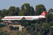 I-SMEZ, McDonnell Douglas MD-82, Meridiana
