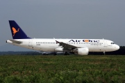 I-WEBA, Airbus A320-200, Air One