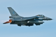 J-021, Lockheed F-16AM Fighting Falcon, Royal Netherlands Air Force