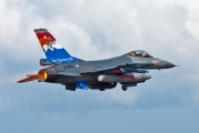 J-196, Lockheed F-16AM Fighting Falcon, Royal Netherlands Air Force