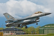 J-508, Lockheed F-16AM Fighting Falcon, Royal Netherlands Air Force