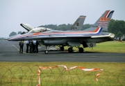 J-865, Lockheed F-16A CF Fighting Falcon, Royal Netherlands Air Force