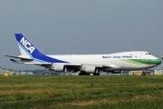 JA04KZ, Boeing 747-400F(SCD), Nippon Cargo Airlines - NCA