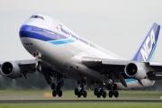 JA07KZ, Boeing 747-400F(SCD), Nippon Cargo Airlines - NCA