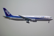 JA613A, Boeing 767-300, All Nippon Airways