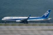 JA625A, Boeing 767-300ER, All Nippon Airways