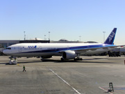 JA732A, Boeing 777-300ER, All Nippon Airways