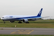 JA736A, Boeing 777-300ER, All Nippon Airways