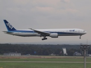JA784A, Boeing 777-300ER, All Nippon Airways