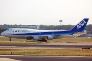 JA8096, Boeing 747-400, All Nippon Airways