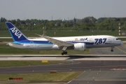 JA813A, Boeing 787-8 Dreamliner, All Nippon Airways