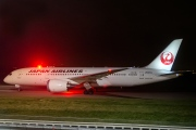 JA821J, Boeing 787-8 Dreamliner, Japan Airlines