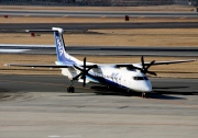 JA847A, De Havilland Canada DHC-8-400Q Dash 8, ANA Wings