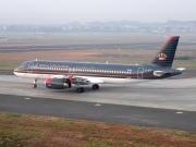 JY-AYF, Airbus A320-200, Royal Jordanian