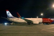 LN-DYA, Boeing 737-800, Norwegian Air Shuttle