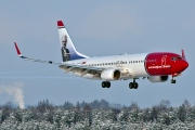 LN-DYB, Boeing 737-800, Norwegian Air Shuttle