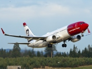 LN-DYJ, Boeing 737-800, Norwegian Air Shuttle