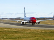 LN-DYK, Boeing 737-800, Norwegian Air Shuttle
