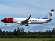 LN-DYL, Boeing 737-800, Norwegian Air Shuttle