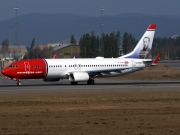 LN-DYO, Boeing 737-800, Norwegian Air Shuttle