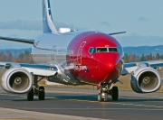 LN-DYP, Boeing 737-800, Norwegian Air Shuttle