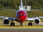 LN-DYQ, Boeing 737-800, Norwegian Air Shuttle
