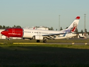 LN-DYR, Boeing 737-800, Norwegian Air Shuttle