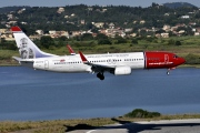 LN-DYU, Boeing 737-800, Norwegian Air Shuttle