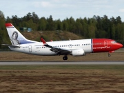 LN-KHA, Boeing 737-300, Norwegian Air Shuttle
