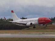 LN-KHB, Boeing 737-300, Norwegian Air Shuttle
