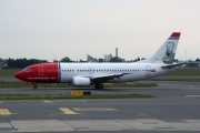 LN-KKH, Boeing 737-300, Norwegian Air Shuttle
