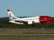 LN-KKM, Boeing 737-300, Norwegian Air Shuttle