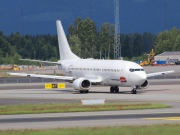 LN-KKO, Boeing 737-300, Norwegian Air Shuttle
