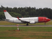 LN-KKX, Boeing 737-300, Norwegian Air Shuttle