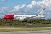 LN-LNC, Boeing 787-8 Dreamliner, Norwegian Long Haul