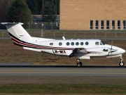 LN-MIX, Beechcraft B200 King Air, Untitled