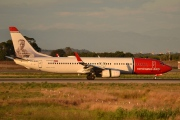 LN-NGB, Boeing 737-800, Norwegian Air Shuttle