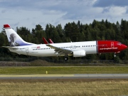 LN-NGC, Boeing 737-800, Norwegian Air Shuttle