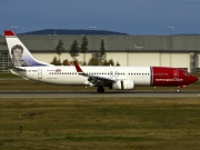 LN-NGD, Boeing 737-800, Norwegian Air Shuttle