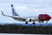LN-NGH, Boeing 737-800, Norwegian Air Shuttle
