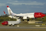 LN-NGJ, Boeing 737-800, Norwegian Air Shuttle