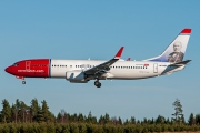 LN-NGP , Boeing 737-800, Norwegian Air Shuttle