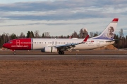 LN-NGS, Boeing 737-800, Norwegian Air Shuttle