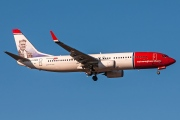 LN-NGU, Boeing 737-800, Norwegian Air Shuttle