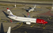 LN-NGY, Boeing 737-800, Norwegian Air Shuttle